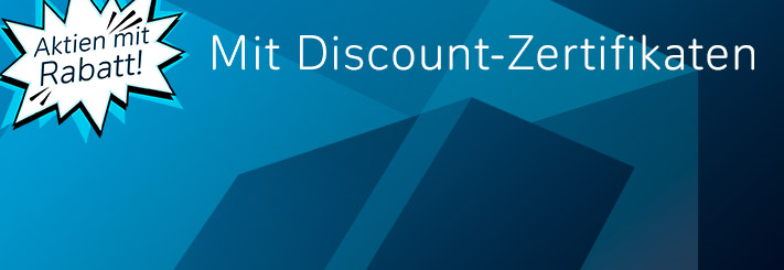 Discount Zertifikate Deutsche Bank X Markets Hebelprodukte
